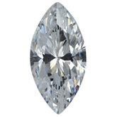 Marquise Imitation Diamond