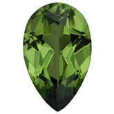 Pear Imitation Peridot