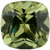 Antique Square Imitation Peridot