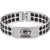Green Bay Packers Logo Bracelet