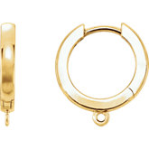 Click-In Earring with Jump Ring