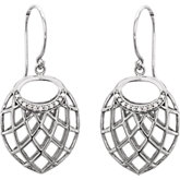 Nest-Design Dangle Earring