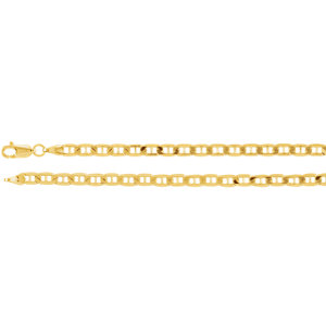 Solid Anchor Chain 3.5mm