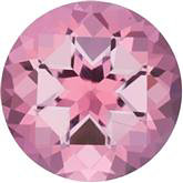 Baby Pink Topaz Genuine Machine-Cut