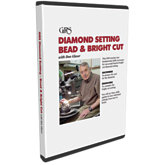 Bead & Bright-Cut Diamond Setting