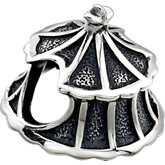 Kera™ Big Top Circus Tent Bead