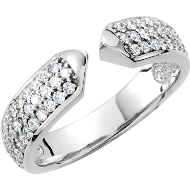 Open ring - exclusively from Diamonds Inc collection