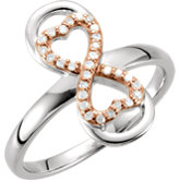 Diamond Love for Infinity™ Ring