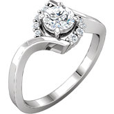 Engagement Ring Mounting or Band Mounting
