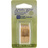 Artistic Wire® Tarnish Resistant Brass