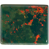 Cushion Genuine Bloodstone