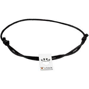 Heart U Back™ Paw Tag Slip Knot Bracelet