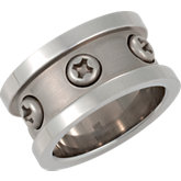 Men's Screw Ring