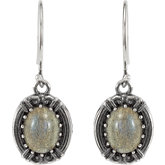 Victorian Style Dangle Earrings