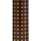 Candy Buttons Gift Wrap