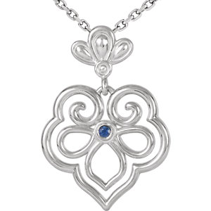 Decorative Dangle Pendant or Necklace