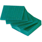 Green Square Slab Stuller Select Designer Shape Assortment