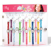 Bfly® Watches, Charms & Earrings Youth Jewelry Selling System