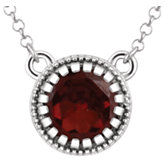 Birthstone Necklace or Mounting