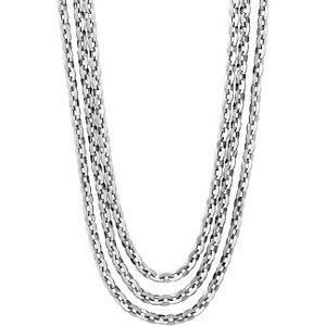 Stainless Steel Multi-Strand Rolo Chain 5mm