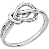 Knot Design Ring
