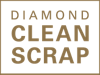Clean Scrap Diamonds