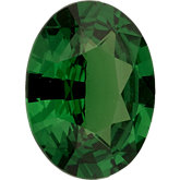 Oval Genuine Tsavorite Garnet (Black Box Matched Sets)