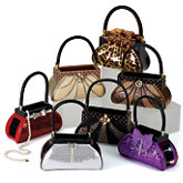 Purse Shaped Jewelry Organizer