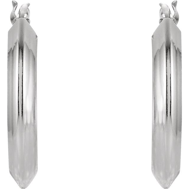 Sterling Silver 15mm