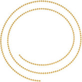 Bead Chain 1.25mm