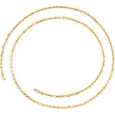 Cable Chain Diamond Cut 1.75mm
