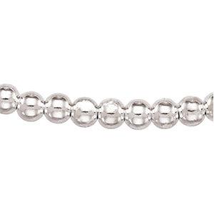 Hollow Bead Chain 8mm