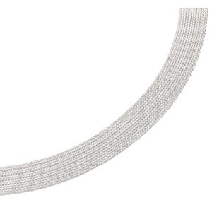 Flat Foxtail Mesh Chain 12mm