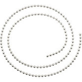 Bead Chain 2mm