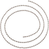 Rope Chain 1mm