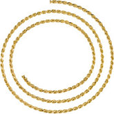 Rope Chain 2.5mm