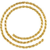 Rope Chain Diamond-Cut 3.75mm