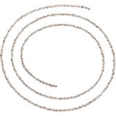 Sparkle Singapore Chain 1.25mm