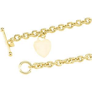 Rolo Bracelet 4mm