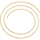 Rope Chain 1.5mm