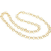 Fancy Link Chain 11mm