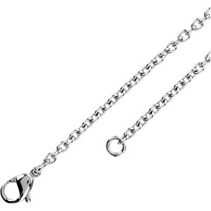 Stainless Steel Cable Chain 2.2mm