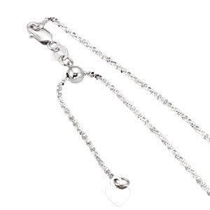 Adjustable Fashion Chain 1.4mm