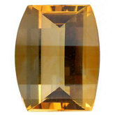 Barrel Fantasy Genuine Citrine