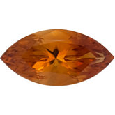 Marquise SWAROVSKI GEMS™ Genuine Golden Citrine