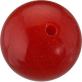 Round Genuine Coral Bead