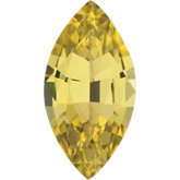 Marquise Natural Yellow Sapphire