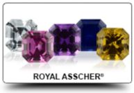 Royal Asscher Cut Sapphires