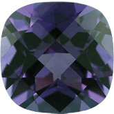Antique Square Imitation Alexandrite