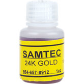 24kt Pen Plating Solution, Non Cyanide